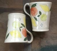 Citrus-mugs