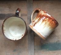 Tenmoku mugs